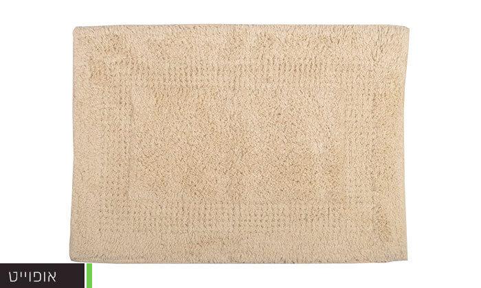 10 שטיחון אמבטיה 100% כותנה