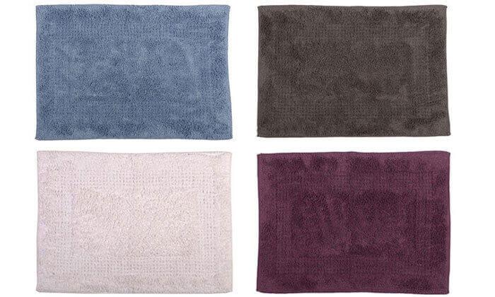 11 שטיחון אמבטיה 100% כותנה