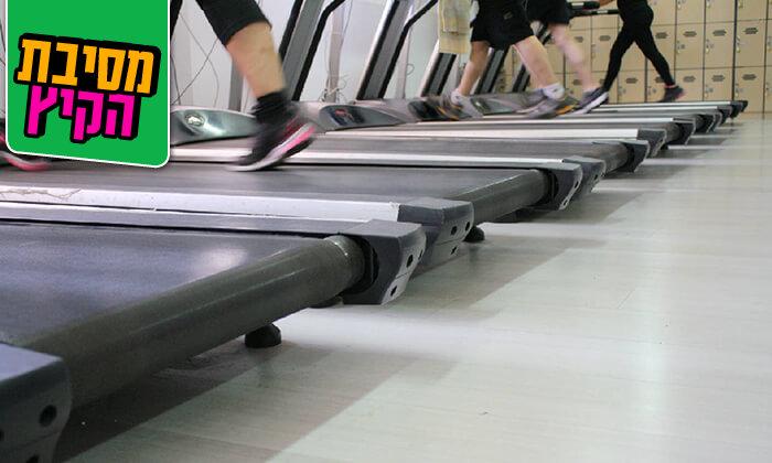 4 מנוי למועדון הכושר Fitness ביהוד