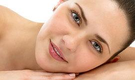 טיפולים להצערת עור הפנים