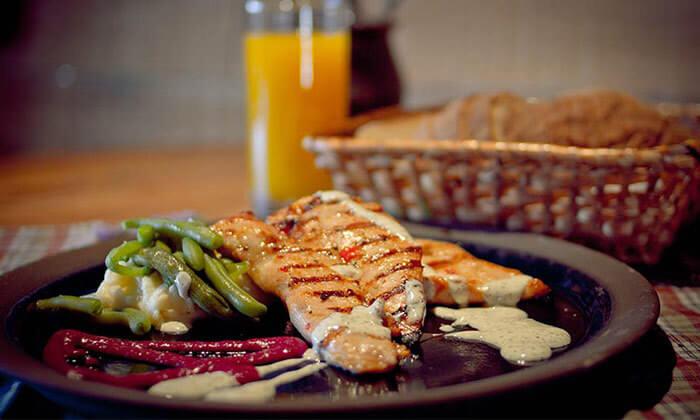 9 GROO PREMIUM   ארוחת גורמה זוגית במסעדת ADAMAבקתה קולינרית, זכרון יעקב