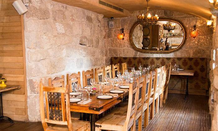 4 GROO PREMIUM   ארוחת גורמה זוגית במסעדת ADAMAבקתה קולינרית, זכרון יעקב