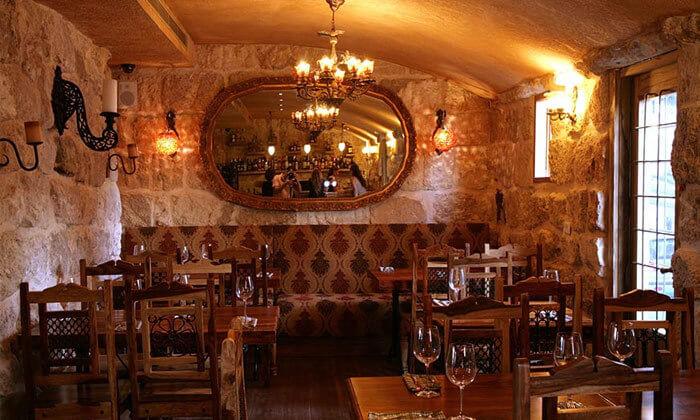 11 GROO PREMIUM   ארוחת גורמה זוגית במסעדת ADAMAבקתה קולינרית, זכרון יעקב