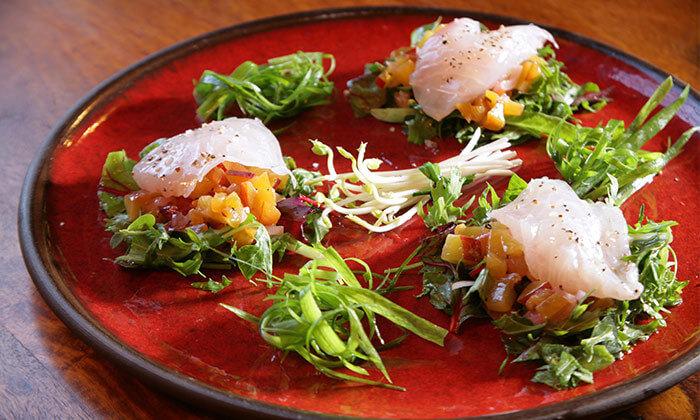 5 GROO PREMIUM   ארוחת גורמה זוגית במסעדת ADAMAבקתה קולינרית, זכרון יעקב