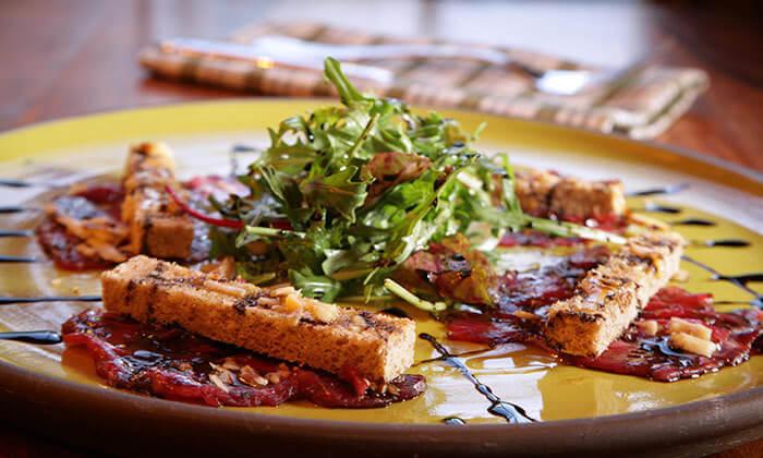 8 GROO PREMIUM   ארוחת גורמה זוגית במסעדת ADAMAבקתה קולינרית, זכרון יעקב