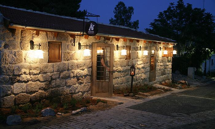 12 GROO PREMIUM   ארוחת גורמה זוגית במסעדת ADAMAבקתה קולינרית, זכרון יעקב