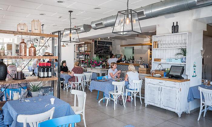 9 ארוחה זוגית במסעדת ג'קו מאכלי ים, רמת השרון