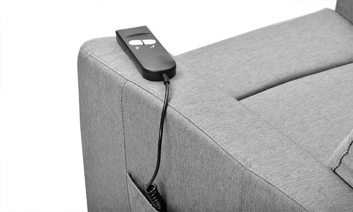10 כורסת טלוויזיה חשמלית