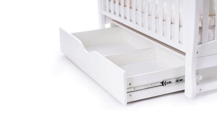 4 מיטת תינוק 'משכל'