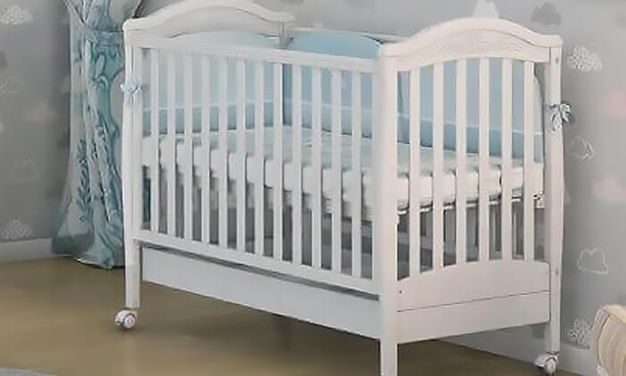 3 מיטת תינוק 'משכל'