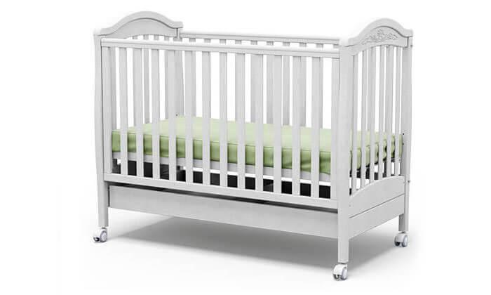 8 מיטת תינוק 'משכל'