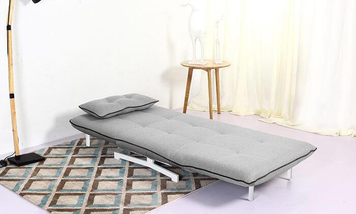 4 כורסה חד מושבית נפתחת למיטה