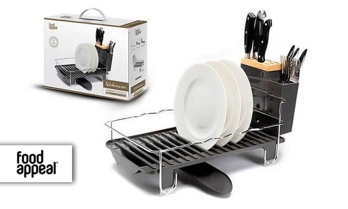 2 מתקן ייבוש כלים FOOD APPEAL