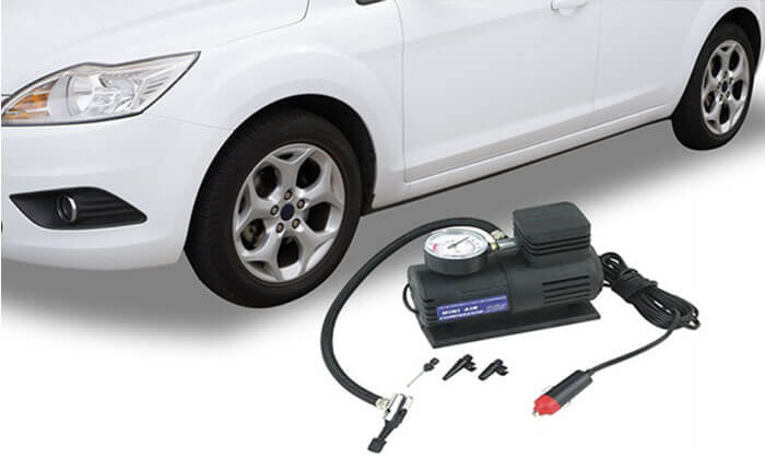 2 משאבה חשמלית לרכב
