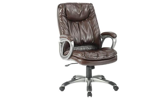 מעולה כסא מנהלים מתוצרת HOMAX   גרו (גרופון) OE-34