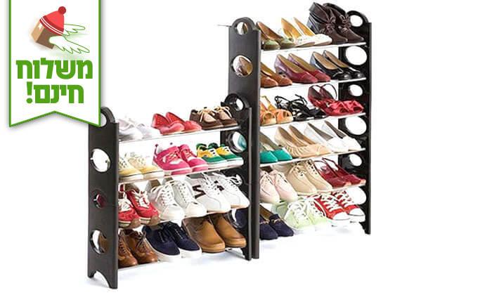 7 מעמד לעד 30 זוגות נעליים - משלוח חינם