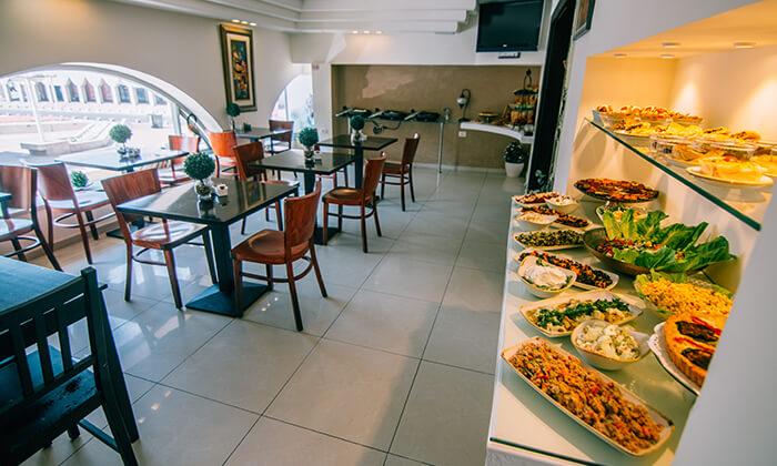 7 יום פינוק עם עיסוי בספא מלון Bell, תל אביב