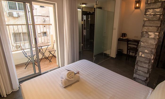 11 יום פינוק עם עיסוי בספא מלון Bell, תל אביב