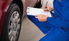 בדיקת בטיחות לרכב ברחובות