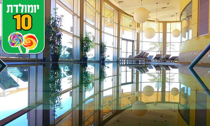 2 יום כיף בספא סינרגיה במלון עין גדי