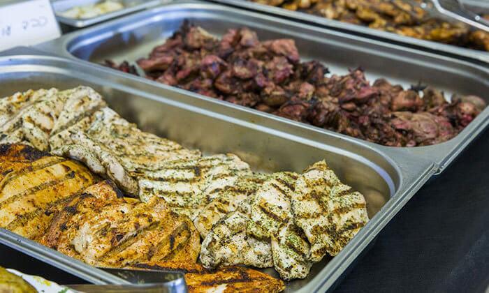 7 שובר הנחה ליריד האוכל המוכן בימי שישי, מסעדת צנעני בני ברק