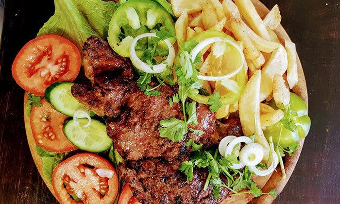 6 ארוחה זוגית במסעדת טביליסי, באר שבע