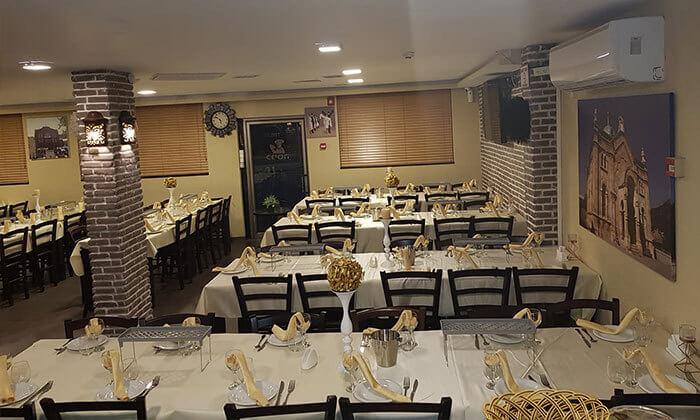 9 ארוחה זוגית במסעדת טביליסי, באר שבע