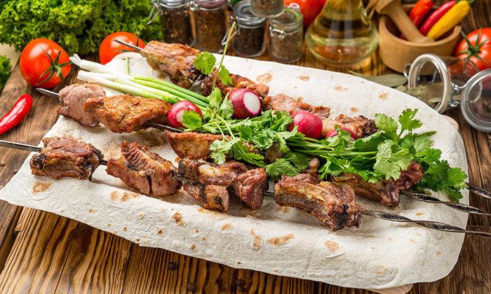 2 ארוחה זוגית במסעדת טביליסי, באר שבע