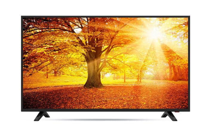 2 טלוויזיה 40 אינץ' PEERLES LED FULL HD