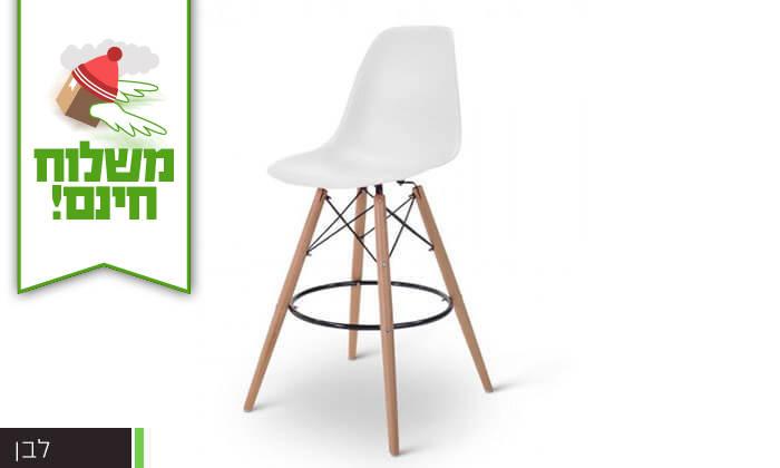 5 כיסא בר מעוצב - משלוח חינם!
