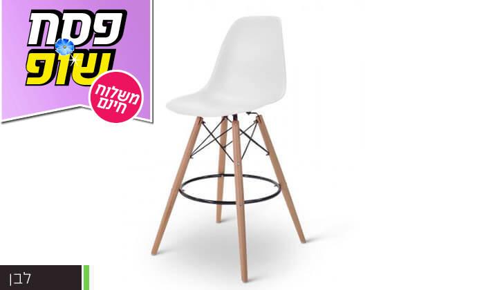 6 כיסא בר מעוצב - משלוח חינם!