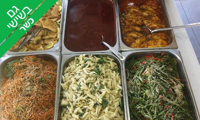 6 אוכל מוכן וכשר לשבת, מסעדת רוסוס בנתניה