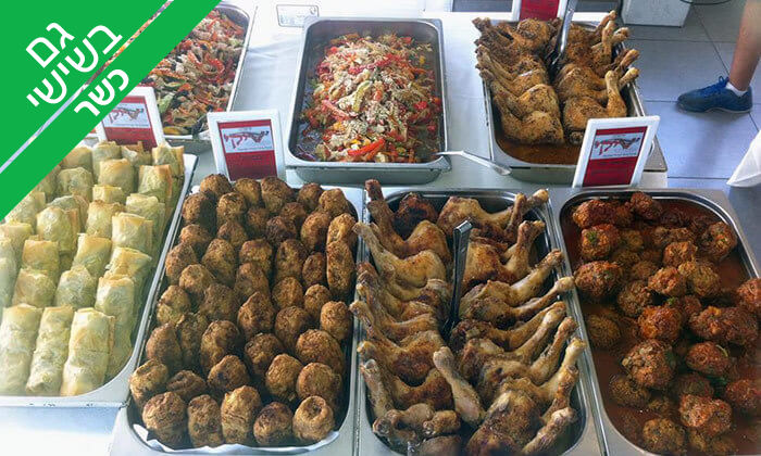 4 אוכל מוכן וכשר לשבת, מסעדת רוסוס בנתניה