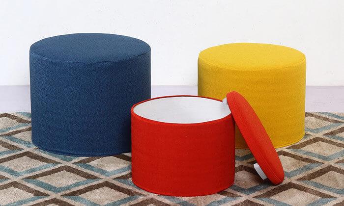 5 סט 3 הדומים צבעוניים