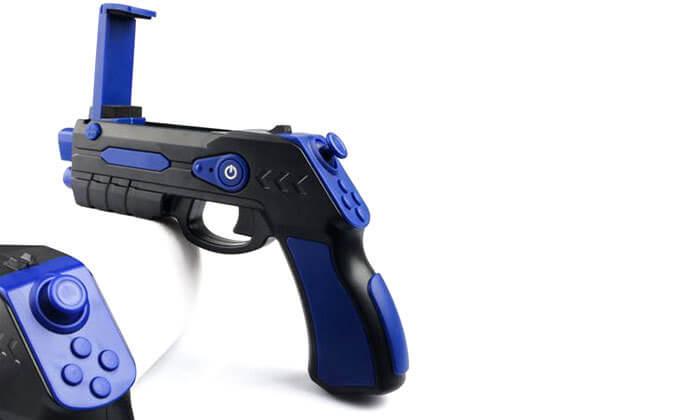 3 אקדח מציאות רבודה