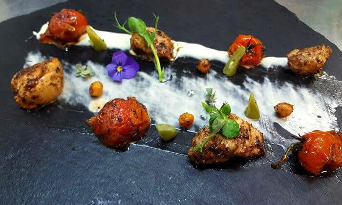 8 Groupon Premium | ארוחת טעימות כשרה במסעדת האקליפטוס של שף משה בסון
