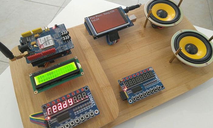 3 השתתפות במפגש רובוטיקה ברמת גן