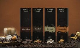 מארז קפסולות ROSSO CAFFE
