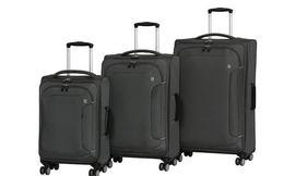 סט 3 מזוודות רכות It luggage