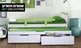 מיטת ילדים דגם לוטוס