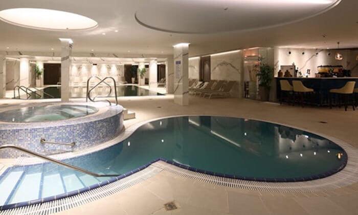 6 יום כיף כולל עיסוי בספא מלון הוד המדבר, ים המלח