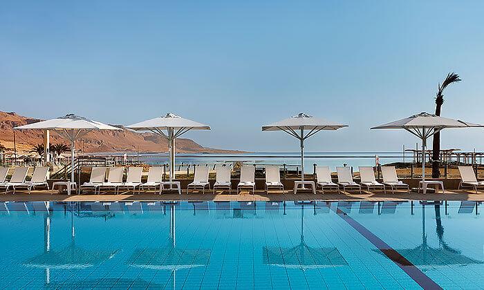 2 יום כיף כולל עיסוי בספא מלון הוד המדבר, ים המלח