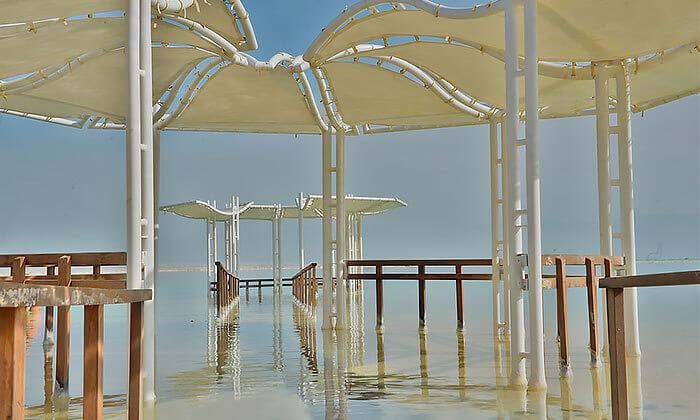 13 יום כיף כולל עיסוי בספא מלון הוד המדבר, ים המלח