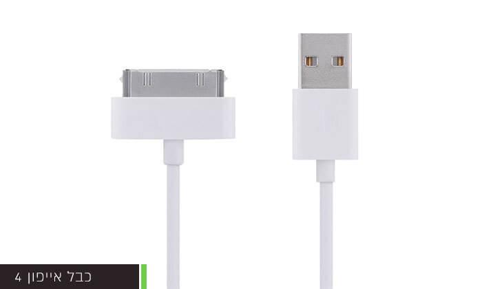 6 מבחר כבלים אלקטרונים