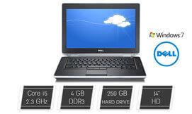מחשב נייד Dell בגודל 14 אינץ'