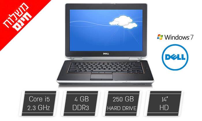 2  מחשב נייד Dell בגודל 14 אינץ' - משלוח חינם
