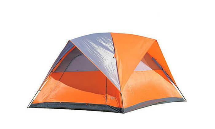 2 אוהל גדול ל-6 אנשים