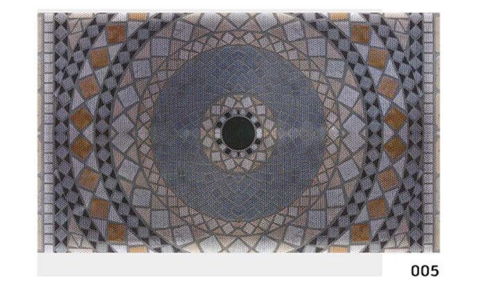 7 שטיחוני סף במגוון דגמים