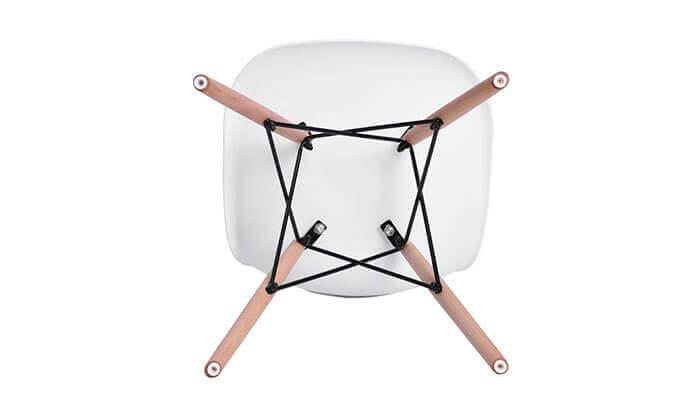 6 זוג כסאות לפינת אוכל מבית HOMAX