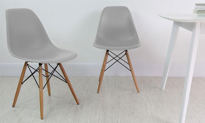 3 זוג כסאות לפינת אוכל מבית HOMAX